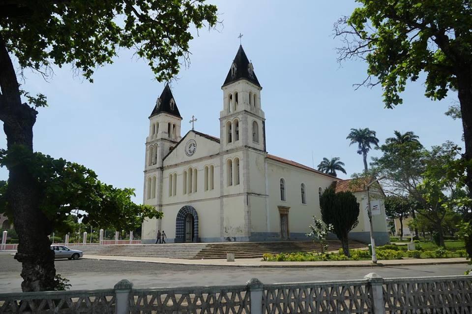 Sé catedral da Nossa Srª da Graça São Tomé